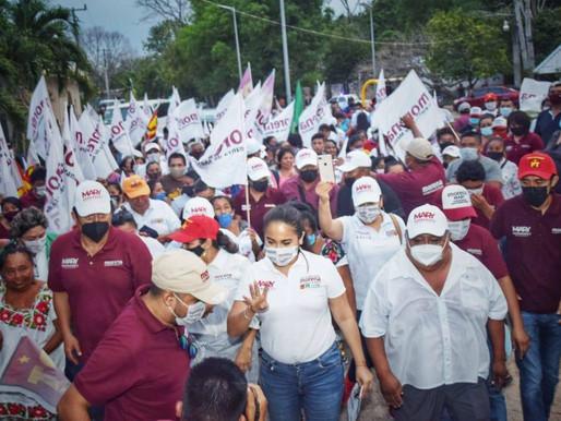 Restringe Cofepris Actividades de Campaña en Quintana Roo