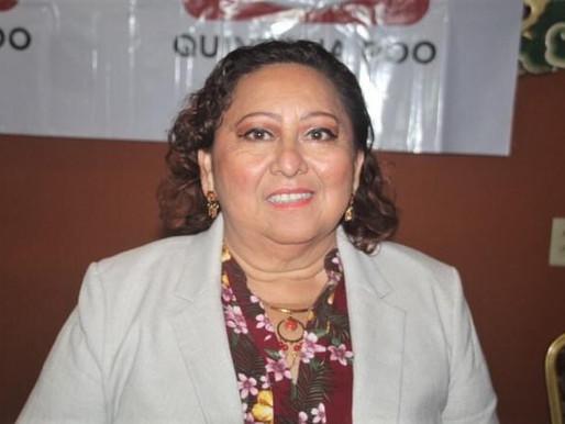Amenazan en Manta a Candidata María de los Ángeles Novelo de RSP a la Alcaldía de Isla Mujeres