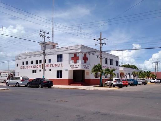 Cruz Roja Chetumal, Requiere 1.5 MDP para Operar