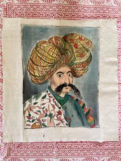 Ottoman Sultan Panel