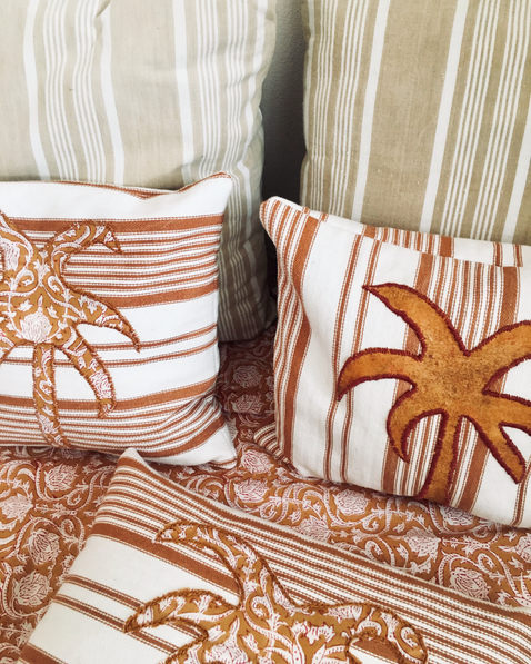 Poetry Cushions