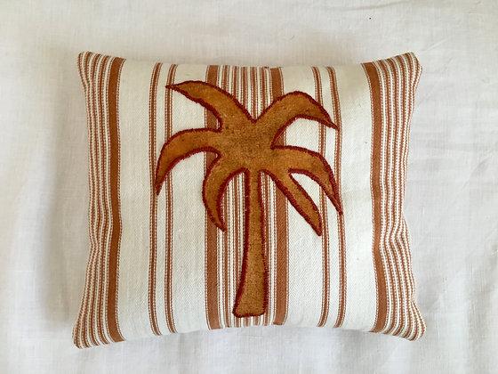 Cinnamon Palm Cushion