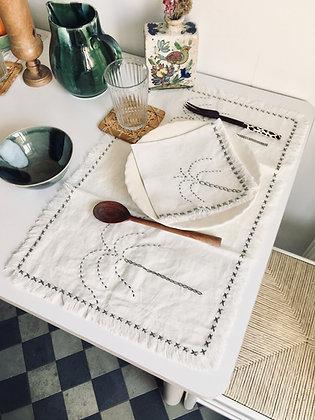 Sage Coco Table Set