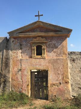 Chiesetta in Puglia