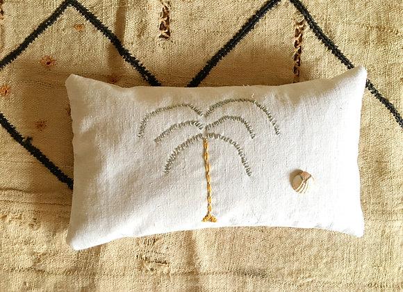 Palm y Mar Cushion