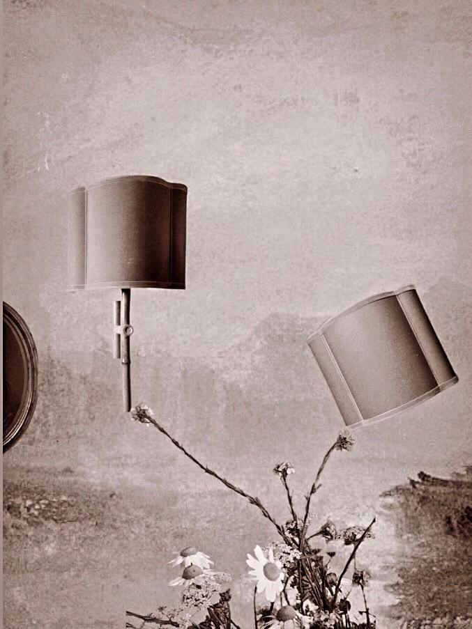 paraná studio - Jones mini lamp by Giorgia Alliata