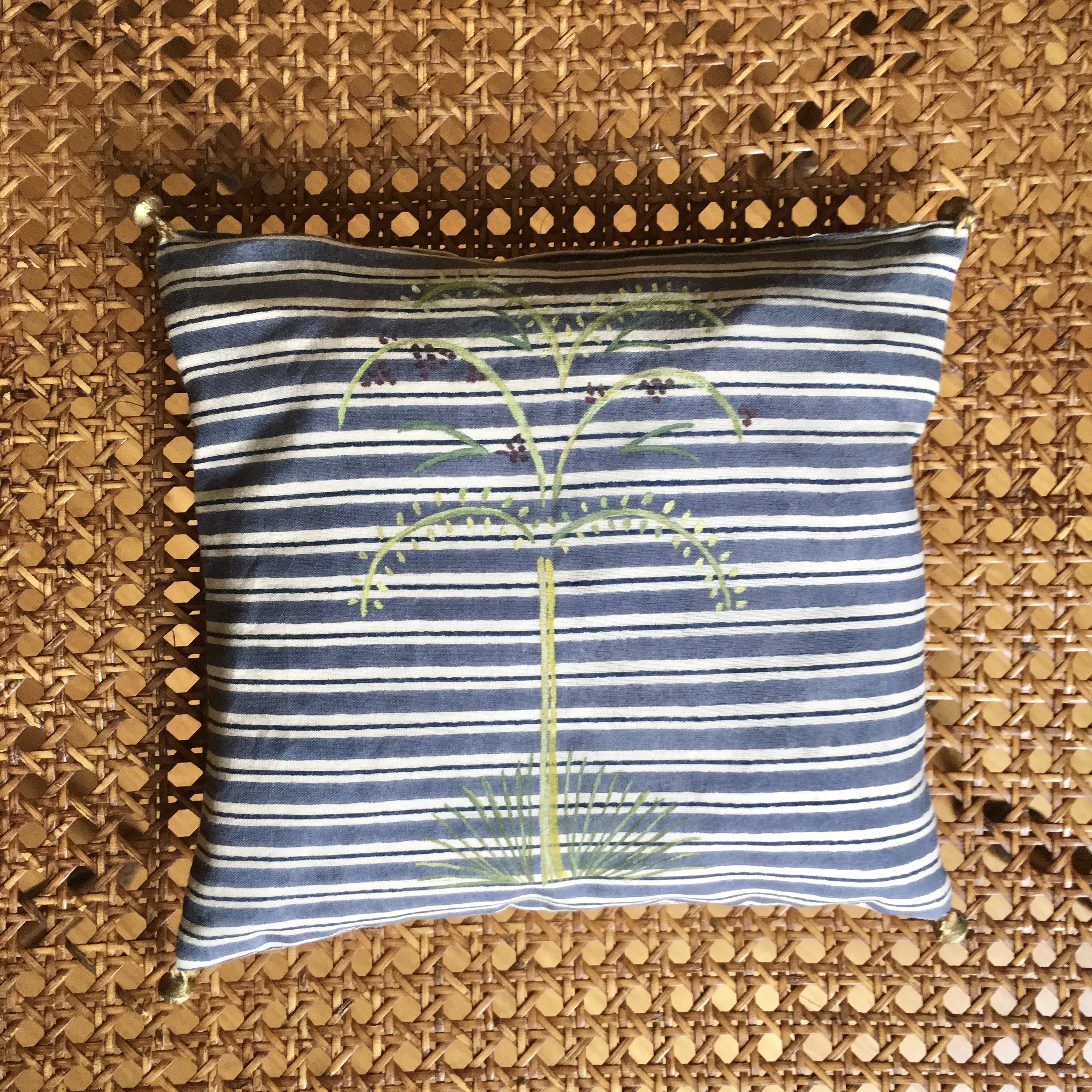 the palmist scented cushions