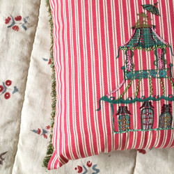 thepalmist_poetry cushions_chinoiserie