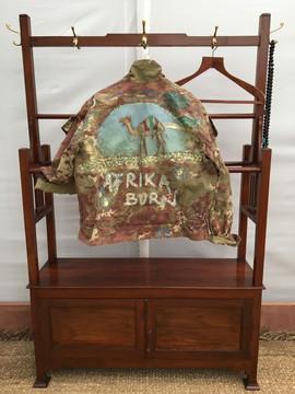 AfrikaBurn Safari Jacket for my daughter