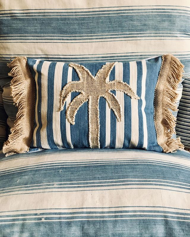 palmita #PoetryCushions _stripes always