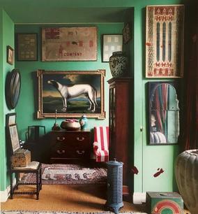 Peter Hinwood Home