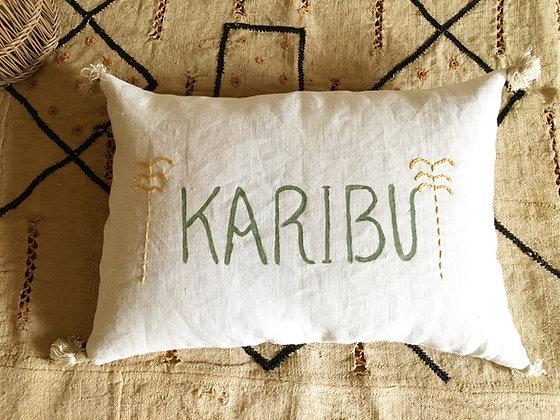 Karibu Cushion