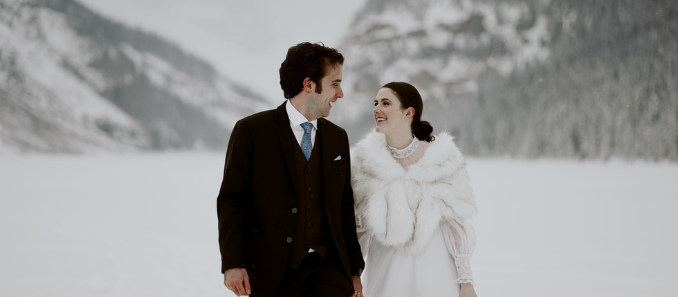 Fairmont Chateau Lake Louise Wedding | Photo & Video