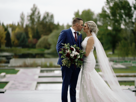 Megan and Andrew - Edmonton, September 28th