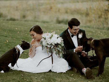 Jared and Delainey - 52 North Venue Wedding