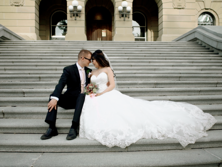 Brenda and Mario - Hastings Lake Wedding