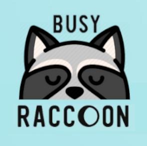 Busy Raccoon
