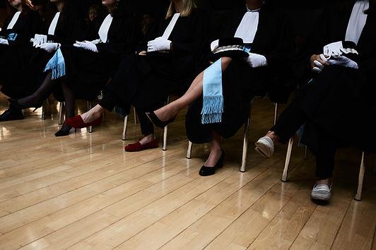 installation de nouveaux magistrats, palais de justice de Grenoble, photographie Nicolas Pianfetti
