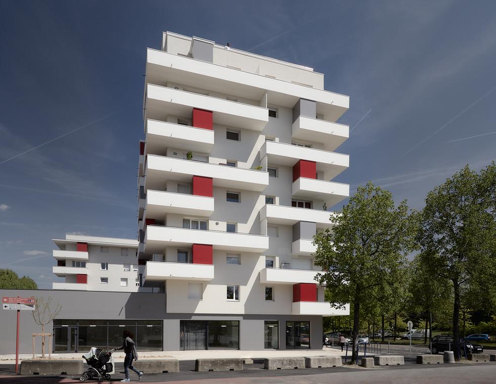 architecture Isere Habitat photographie Nicolas Pianfetti