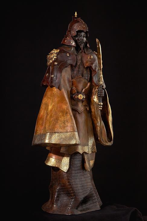 reproduction Paul Beckrich bronze galerie Vent des Cimes Grenoble photographie Nicolas Pianfetti