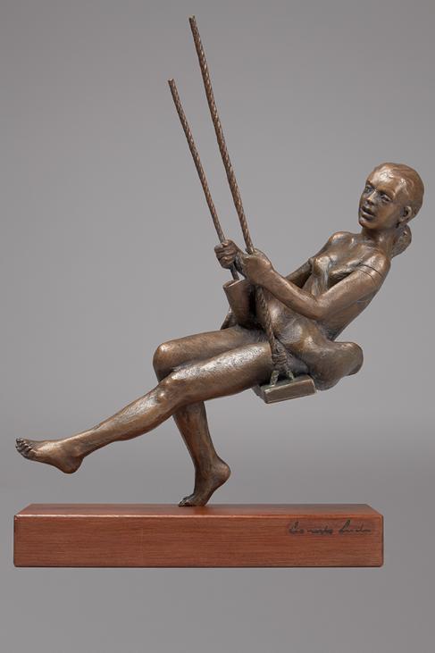 reproduction Leonardo Lucchi bronze galerie Vent des Cimes Grenoble photographie Nicolas Pianfetti