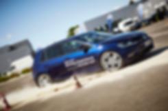 Volkswagen driving experience groupe Genin photographie Nicolas Pianfetti