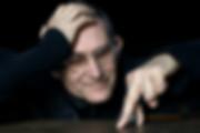 Jean-Claude Gallotta danseur & chorégraphe portrait photographie Nicolas Pianfetti