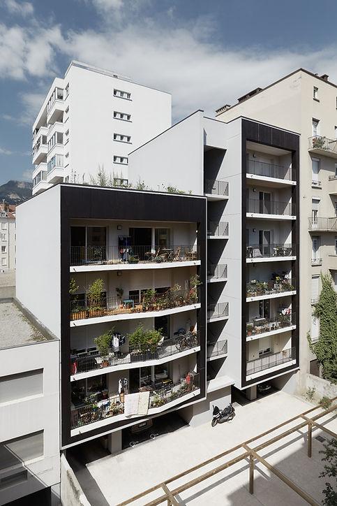 photographie architecture Adrien Felix-Faure Grenoble Nicolas Pianfetti photographe