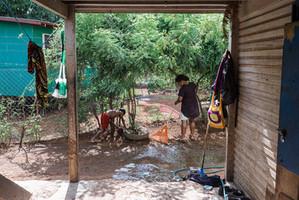 Housekeeping, Papua New Guinea, 2019.