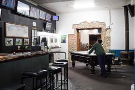 Australian bar, Barossa Valley, Australia, 2018.