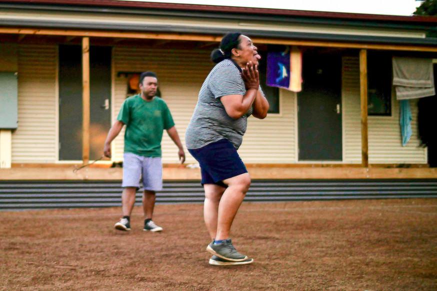 Falanisesi—Tonga, Tasmania, Australia, 2018.