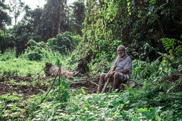 Daddy Harrison, Vanuatu, 2019.