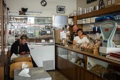T.Cavallero & sons, Footscray, Australia, 2018.
