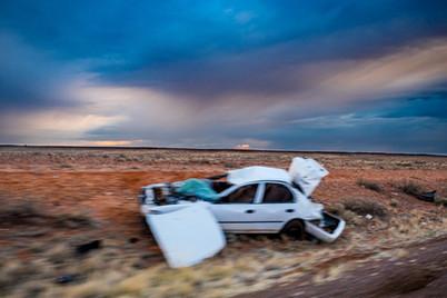 Wreck, Australia, 2018.