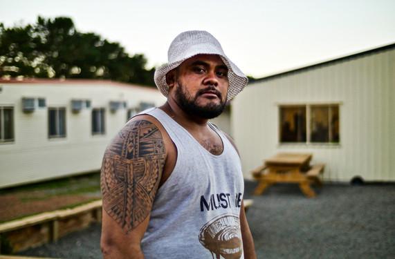 Tongan virility, Tasmania, Australia, 2018.