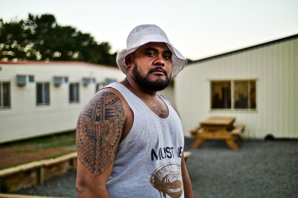 Virilité tongienne, Tasmanie, Australie, 2018.