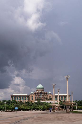 Jabatan Perdana Menteri, Putrajaya, Malaysia, 2020.