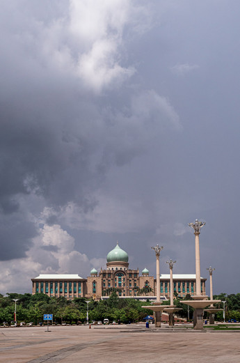 Jabatan Perdana Menteri, Putrajaya, Malaisie, 2020.