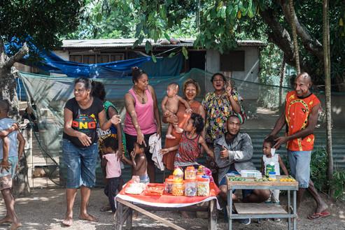 Street portraits, Papua New Guinea, 2019.