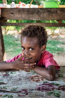 Donna, Santo Island, Vanuatu, 2019.