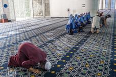 Démonstration de prière, Malaisie, 2020.
