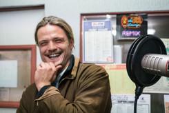 Stijn's interview, Barossa Valley, Australia, 2018.