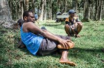 John and his brother, Sara1, Vanuatu, 2019.