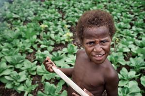 Boreline, île de Santo, Vanuatu, 2019.