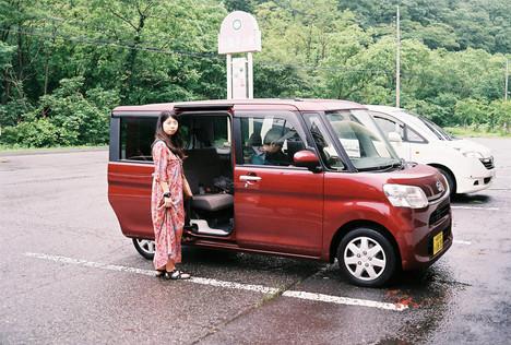 Common Japanese car, Japan, 2019.