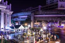 Sanctuaire d'Erawan, Bangkok, Thaïlande, 2020.