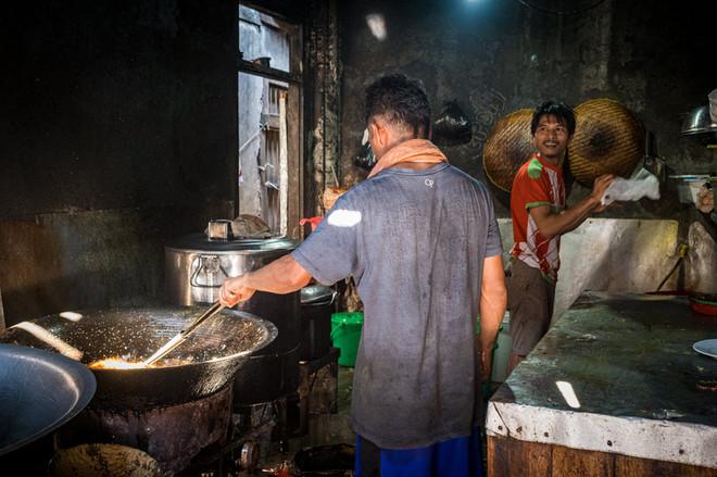 Sambal, Tual, Indonesia, 2019.