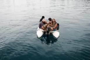 The tambu crew, Vanuatu, 2019.