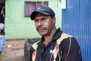 Michael—PNG, Papua New Guinea, 2019.