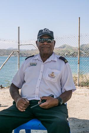 John Mau, Papua New Guinea, 2019.